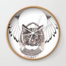 Bastet Wall Clock
