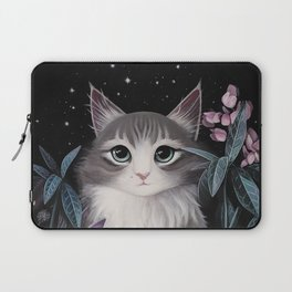 Minty the cat Laptop Sleeve