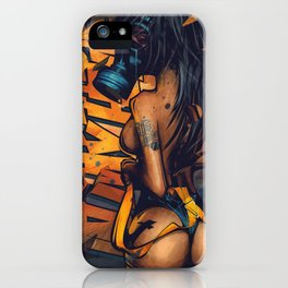 fatalism47 iPhone Case