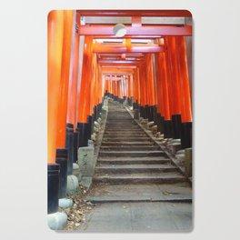 Fushimi Inari Gates Cutting Board