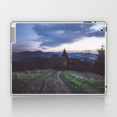 Go where you feel the most alive Laptop & iPad Skin