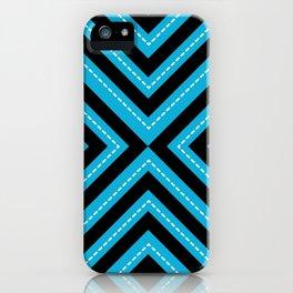 series 1 Blue iPhone Case