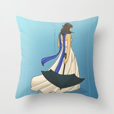 Ready For Anything Throw Pillow