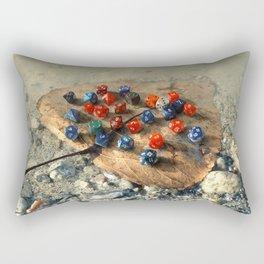 Randomness Rectangular Pillow