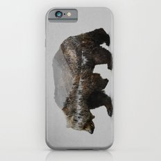 The Kodiak Brown Bear Slim Case iPhone 6