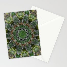 Green Queen Stationery Cards