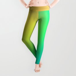 Iridescent Party Glow Leggings