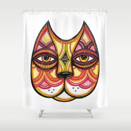 Сat Shower Curtain