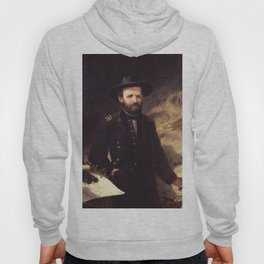 Portrait of Ulysses S. Grant Hoody