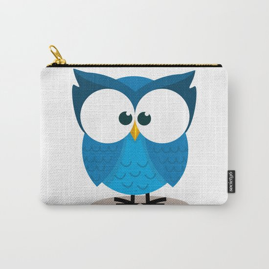 BLUE OWL Carry-All Pouch