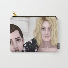 Tyler and Jenna Carry-All Pouch