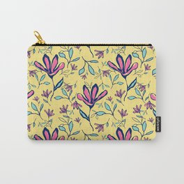 Four Petals Carry-All Pouch