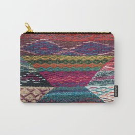 ARTERESTING V45 - Boho Traditional Moroccan Colored Design Carry-All Pouch