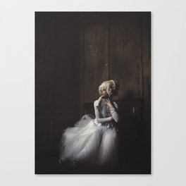 Dawa Canvas Print