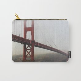 Golden Gate Fog Carry-All Pouch