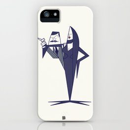Madly in Love iPhone Case