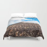 leon Duvet Covers featuring Leon, Nicaragua by WoosterTheRooster