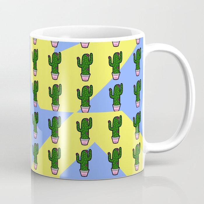 Cactus Pattern 2 Coffee Mug