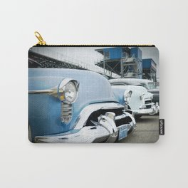 CLASSIC CARS AT THE TRACK Carry-All Pouch