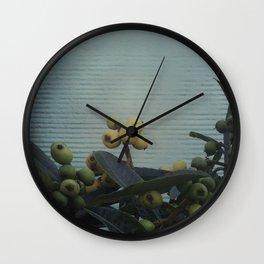 Loquats #1 - 2015 Wall Clock