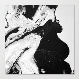 BlackSea Canvas Print