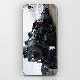 Vintage Railroad Steam Train iPhone Skin
