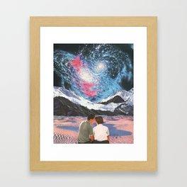 An Astral Affair Framed Art Print