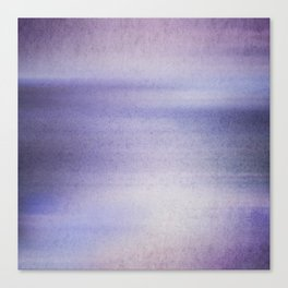 The blue Hour Canvas Print