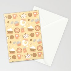 Breakfast at Juice's Stationery Cards