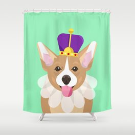 George Shower Curtain