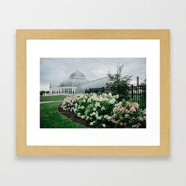 Como Park Conservatory - St. Paul, Minnesota Framed Art Print