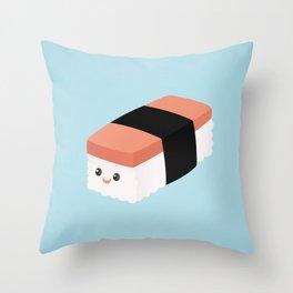 Spam Musubi Throw Pillow