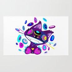 Psychocat Rug