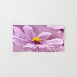 Cosmea Pink  Hand & Bath Towel