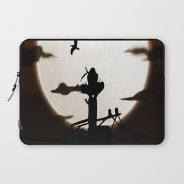 tower incident Laptop Sleeve