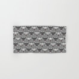 Satan Hand & Bath Towels | Society6