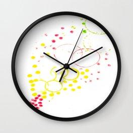 Sparkle Wall Clock