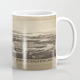 Vintage poster - Stockholm Coffee Mug
