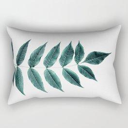 Leaves 3A Rectangular Pillow