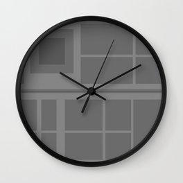 Star Wars - Death Star Wall Clock