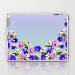 Flowers In My Garden Laptop & iPad Skin