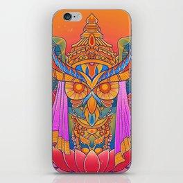 Goddess of the Night iPhone Skin