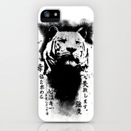 Strength and Honour  iPhone Case