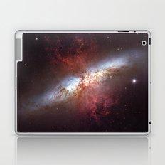 Starburst Galaxy M82 Laptop & iPad Skin