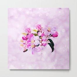 Sweet Pink Dreams Metal Print