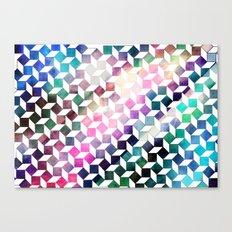 my.first.patternprint Canvas Print