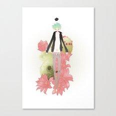 Clog Canvas Print