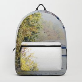 the good side of life Backpack