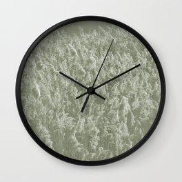 Reeds Abstract Circular Wall Clock