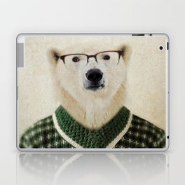 Spencer Bear Laptop & iPad Skin